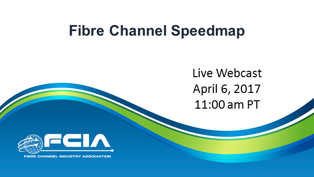 How to Use the Fibre Channel Speedmap