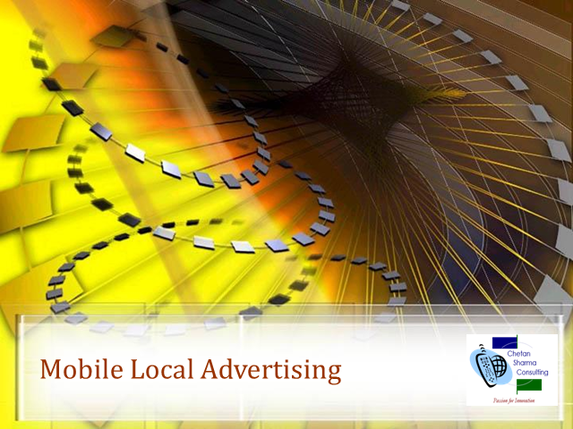 How Can Local Advertising Better Monetize Mobile Apps?