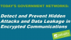 Today's Government Networks: Detect and Prevent Hidden Attacks and Data Leakage