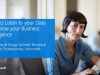 How to Listen to your Data and Grow your Business Intelligence