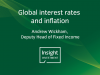 Global Interest rates and inflation | Insight's Annual investment update 2017