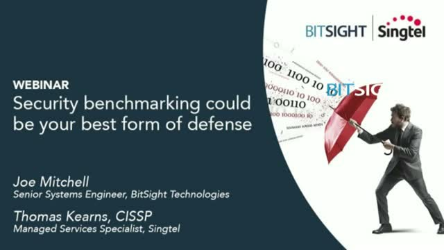 Security benchmarking could be your best form of defense