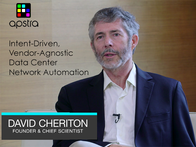 Intent-Based, Vendor-Agnostic Data Center Network Automation