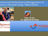 Engagement and Performance Management of Caregivers in Assisted Living- What Wor