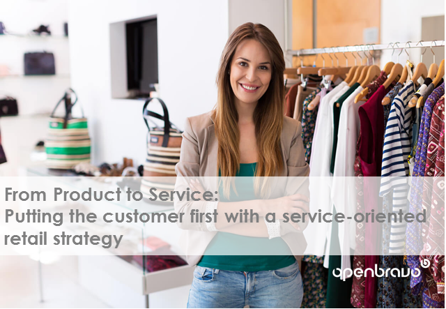 How to put the customer first with a service-oriented retail strategy