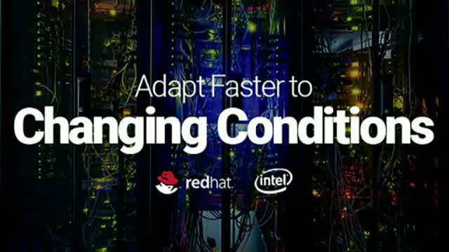 Adapt Faster to Changing Conditions
