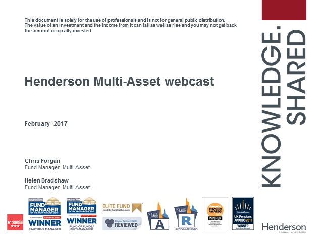 Henderson Core Multi-Asset Income