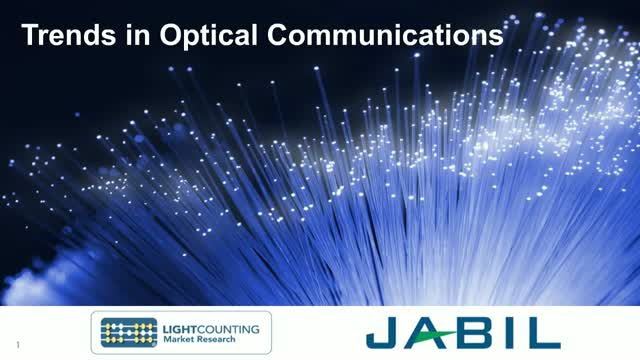 Trends in Optical Communications