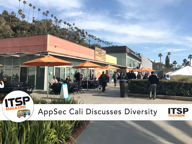 ITSPmagazine discusses the importance of diversity with AppSec Cali