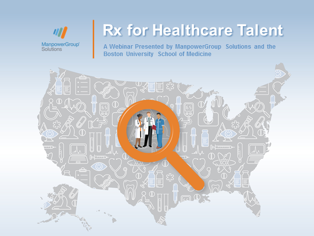 Rx For Healthcare Talent