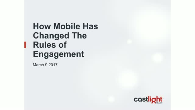 Meet Employees Where They Are:  How Mobile Has Changed The Rules of Engagement