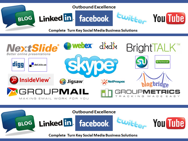"""2011 Social Media """"Business"""" Strategy - Best Practices"""