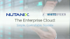 The Heart of Your Enterprise Cloud: Nutanix hyperconverged infrastructure.