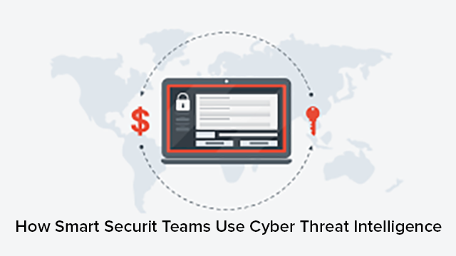 How Smart Security Teams Use Cyber Threat Intelligence