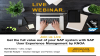 Get the full value out of your SAP system with SAP User Experience Management