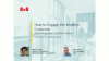 Frost & Sullivan Presents: How to Engage the Modern Customer