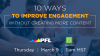 10 Ways to Improve Engagement Without Creating More Content