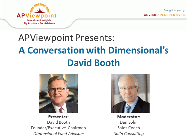 A Conversation with Dimensional's David Booth