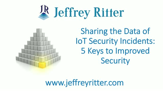 Sharing the Data of IoT Security Incidents: 5 Keys to Improved Security