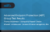 Advanced Endpoint Protection (AEP) – Group Test Results