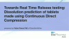 Approaches for Dissolution Prediction of Tablets made by Continuous Manufacturin