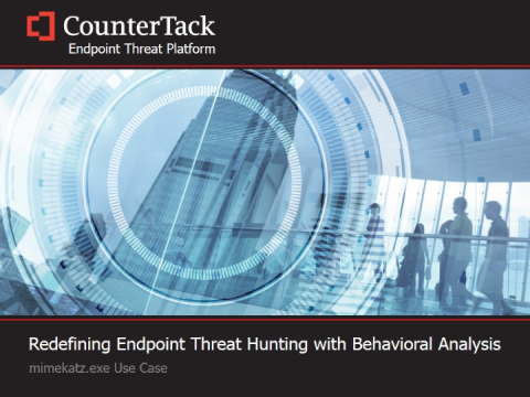 Redefining Endpoint Threat Hunting with Behavioral Analysis