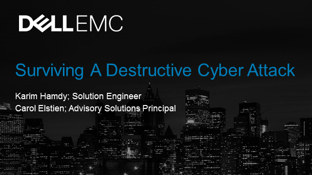 Is Your Company Ready to Respond to a Cyber Attack?