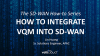How to integrate VQM into SD-WAN