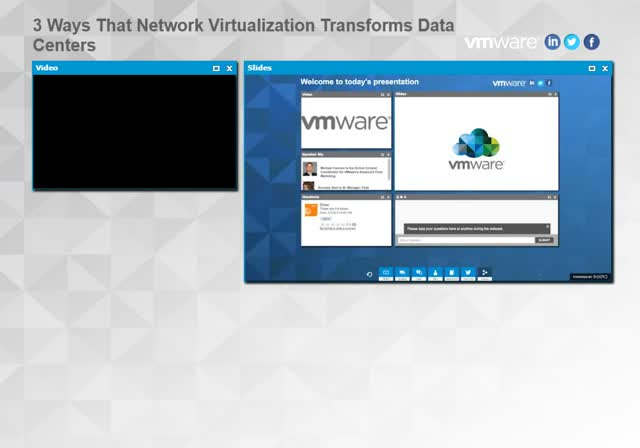 3 Ways That Network Virtualization Transforms Data Centers