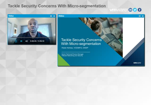 Tackle Security Concerns With Micro-segmentation