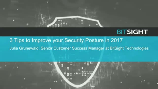 3 Ways to Improve Your Security Performance This Year