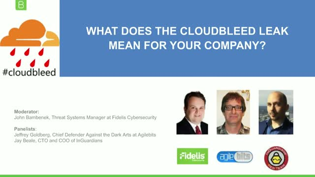 What Does the Cloudbleed Leak Mean for Your Company?