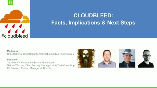Cloudbleed: Facts, Implications & Next Steps