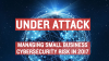 Under Attack: Managing Small Business Cybersecurity Risk