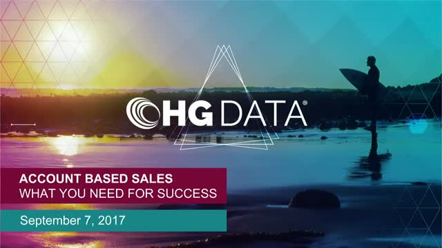 Account Based Sales: What You Need for Success