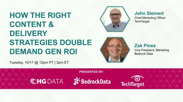 How the Right Content & Delivery Strategies Double Demand Gen ROI