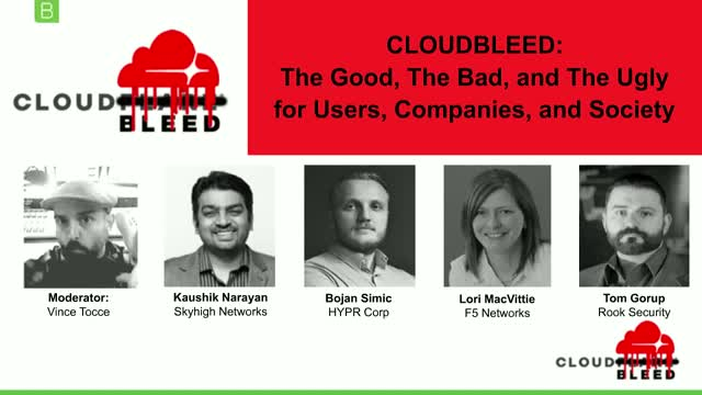 Cloudbleed: The Good News & Bad News for Users, Companies and Society