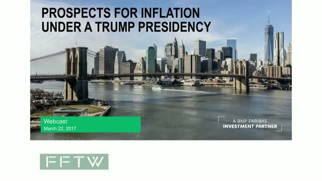 Prospects for Inflation Under a Trump Presidency