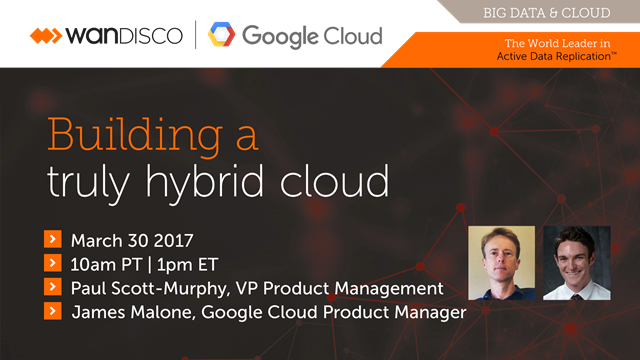 Building a truly hybrid cloud with Google Cloud