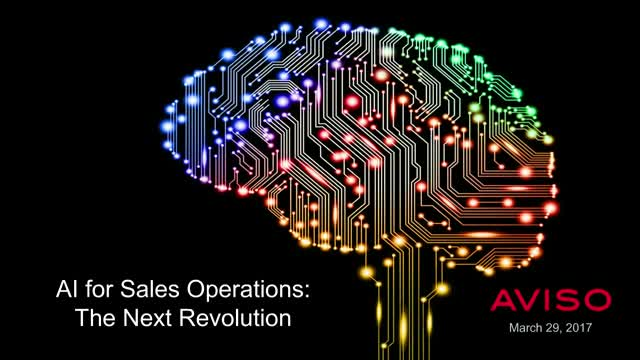 AI for Sales Operations: The Next Revolution