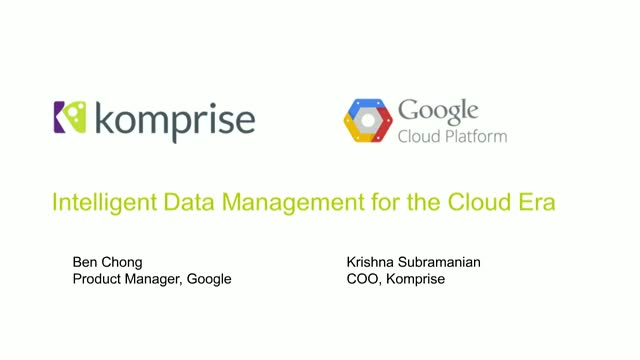 How to Use Analytics to Extend Your (cold) Storage to the Google Cloud