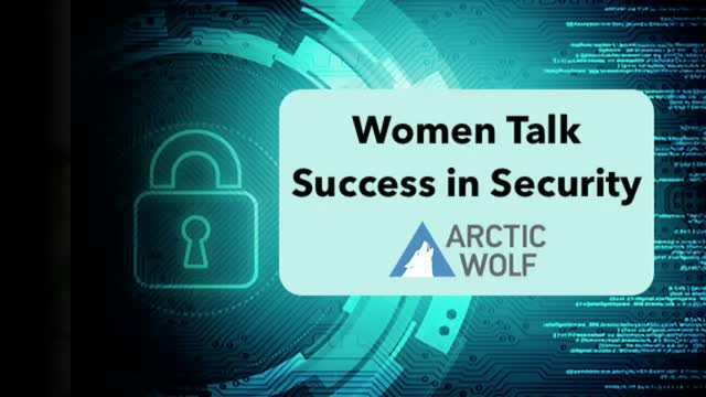 PANEL: Women Talk Success In Security from 3 Perspectives