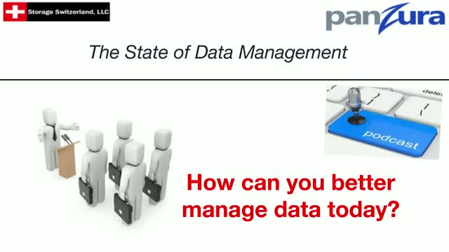 Podcast - The State of Data Management