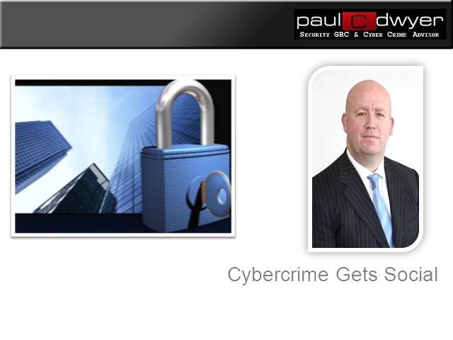 Cybercrime Gets Social