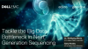 Tackle the Big Data Bottleneck in Next Generation Sequencing