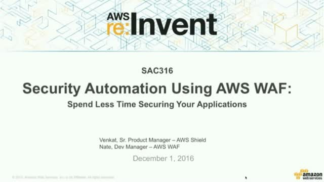 Security Automation: Spend Less Time Securing Your Applications