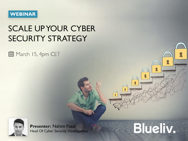 Scale up your cyber security strategy