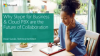 Why Skype for Business & Cloud PBX are the Future of Collaboration