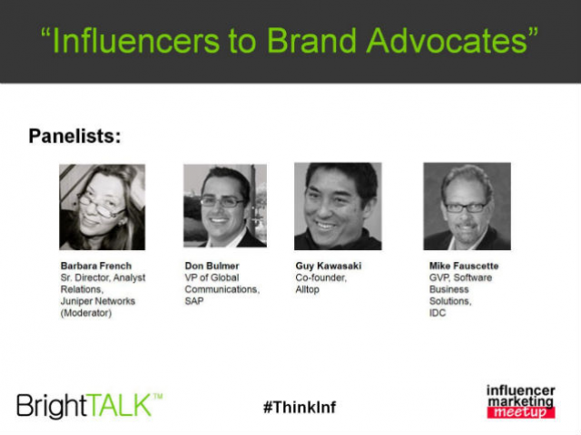 Video: Influencers to Brand Advocates