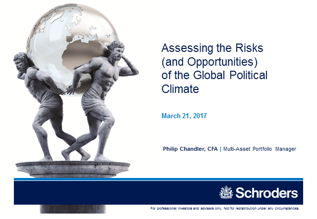 Assessing the Risks (and Opportunities) of the Global Political Climate
